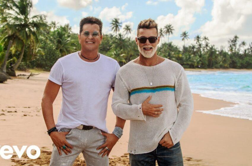10 Carlos Vives Ft. Ricky Martin – Canción Bonita