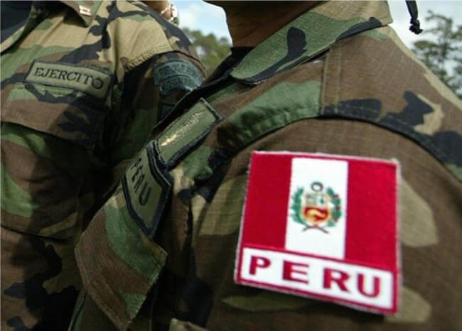 Perú exime de responsabilidad a militares que hieran o maten en patrullaje por COVID-19