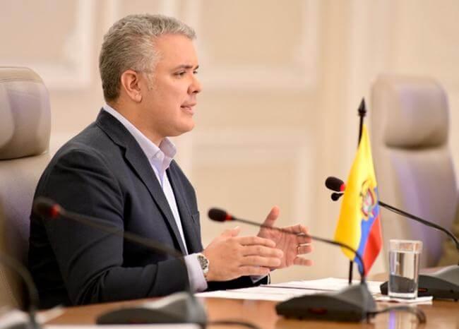 En Colombia no se ha presentado ningún caso de reinfección de Covid-19: Iván Duque