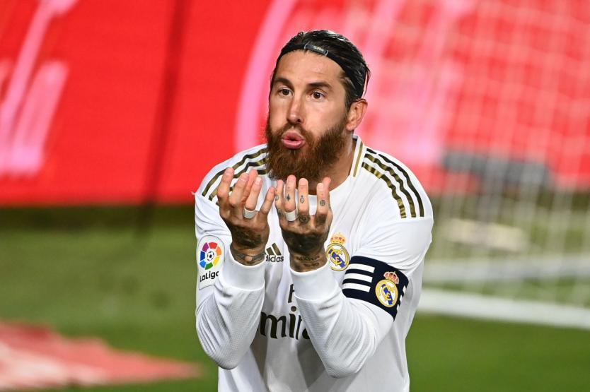 Real Madrid venció por la mínima diferencia al Getafe y sigue en el liderato