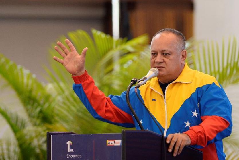 Diosdado Cabello confirmó que dio positivo para coronavirus
