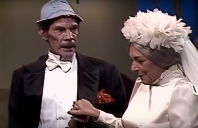 """Don Ramón y la 'Bruja del 71' sí fueron """"esposos"""" fuera del set del 'Chavo del 8'"""