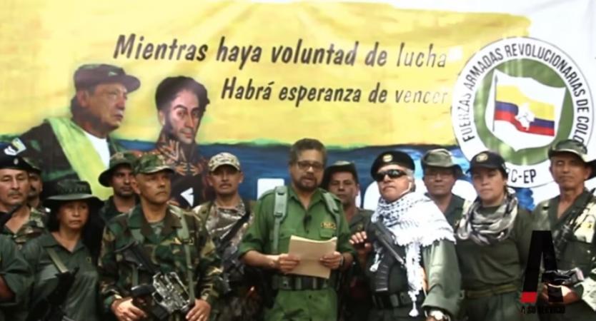 Capturado integrante del Estado Mayor de las disidencias de 'Iván Márquez'