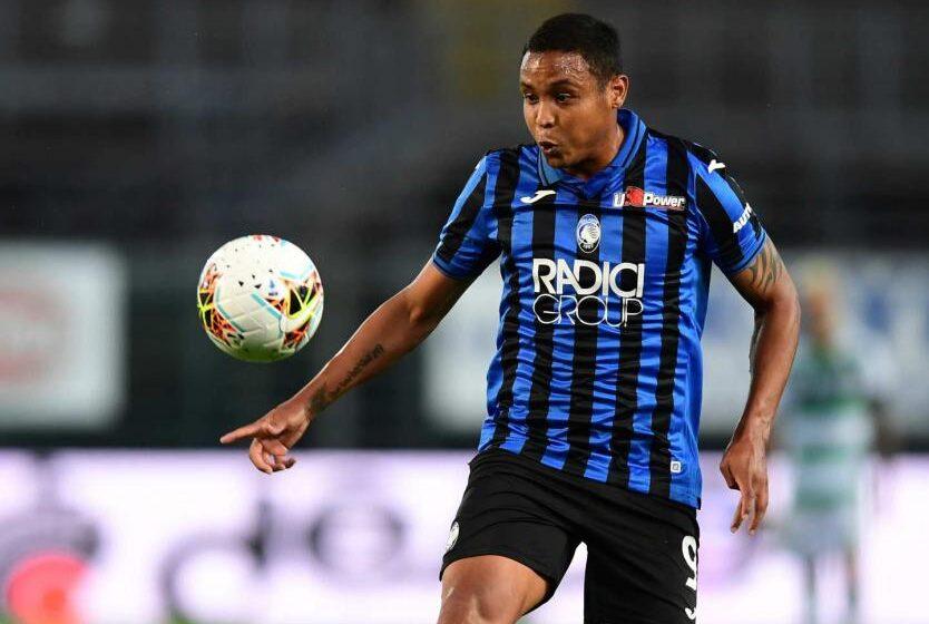 Luis Fernando Muriel llegó a 18 goles con el Atalanta