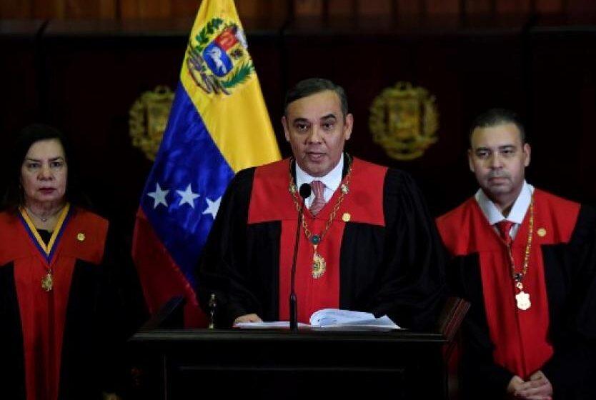 EE.UU. ofrece cinco millones de dólares de recompensa para capturar al jefe de Tribunal Supremo de Venezuela