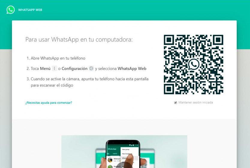 WhatsApp web: así puede usar el modo oscuro