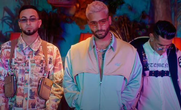 Maluma y Cardi B encabezan dos nuevas carteleras globales de Billboard