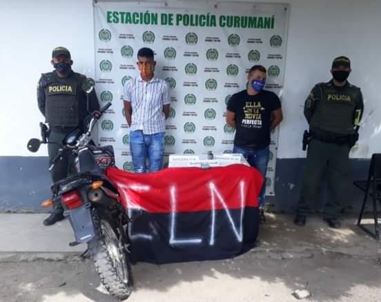 Judicializaron a dos sospechosos de atentar contra la Policía en Curumaní.