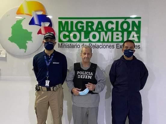 Hernán Giraldo está en el bunker de la Fiscalía
