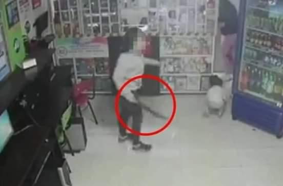 A Machete, Ñiña De 14 Años Se Enfrentó A Ladrones En Bogotá