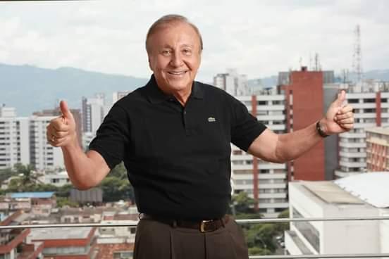 El Ing. Rodolfo Hernández anuncia su candidatura a la presidencia.