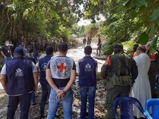 ELN liberó a soldados secuestrados en el Catatumbo