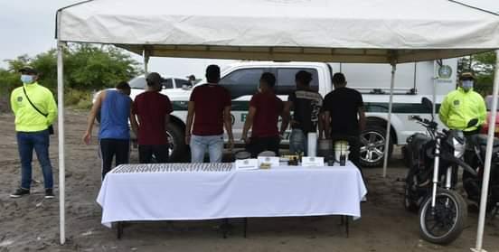 Policía desarticula la banda ´La Carrilera´ en Barrancabermeja
