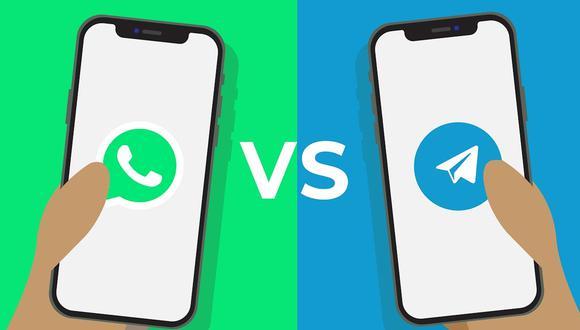 Aprenda pasar su chats de WhatsApp a Telegram