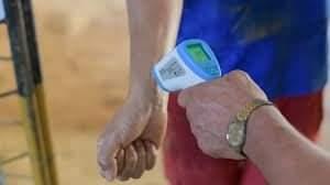 Toma de temperatura, tapetes desinfectantes, dejan de ser obligatorios en Colombia.