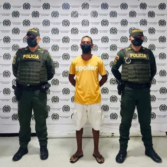 Hombre salió de la carcel, 24 horas después fue capturado con arma de fuego.