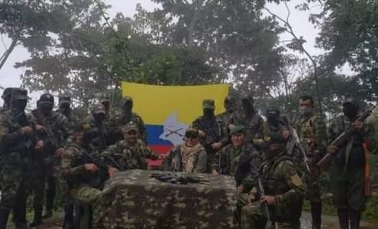Disidencias de las FARC anuncian nueva refundación frente a Los Montes de Maria