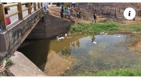 Encuentran cuerpo sin vida de pescador ahogado en el paso César.