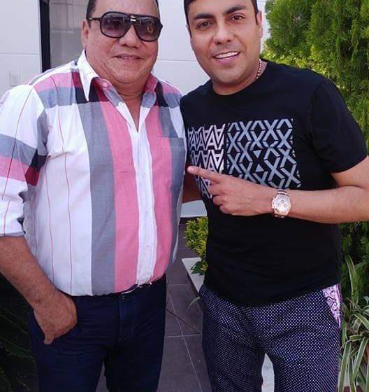 Muere el presentador de Churo Díaz, Wilfrido Morelos