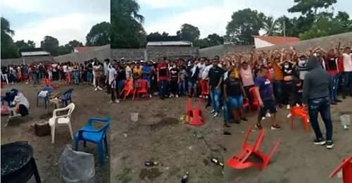 Grupo armado irrumpe en estadero en zona rural de Montería
