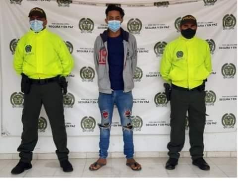 Capturado presunto homicida en Chiriguaná Cesar