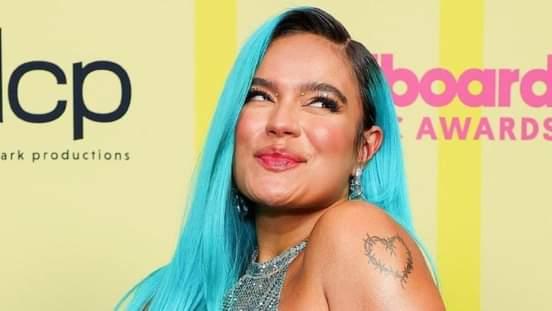 Karol G, mejor artista latina de Billboard
