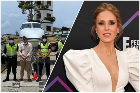 Incautan Narco-avioneta del esposo de Alejandra Azcarate