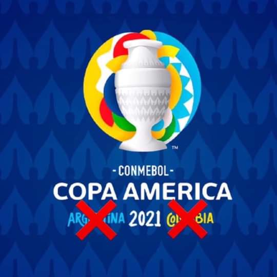 Suspendida Argentina como sede de la Copa América