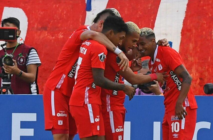 América ganó y depende de sí mismo para avanzar a octavos de Libertadores