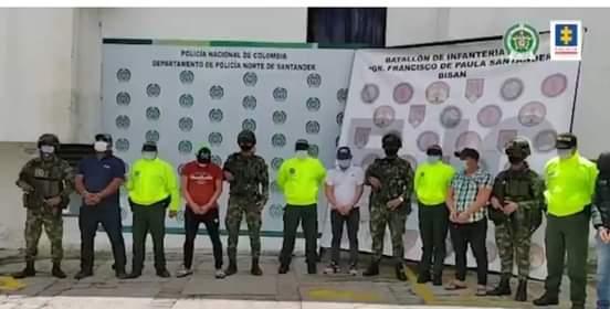 Cae banda de narcotráfico en Aguachica, Cesar y Ocaña, Norte de Santander.