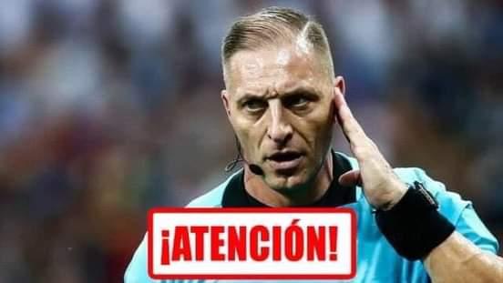 Pitana, no pitará más en la Copa América.