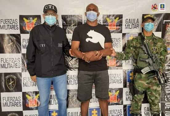 A la cárcel integrante de banda delincuencial en Chiriguaná, Cesar.