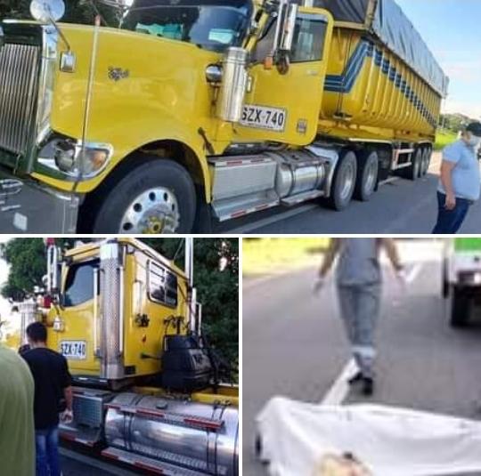 Asesinan a conductor de tractocamion en cercanías de Aguachica