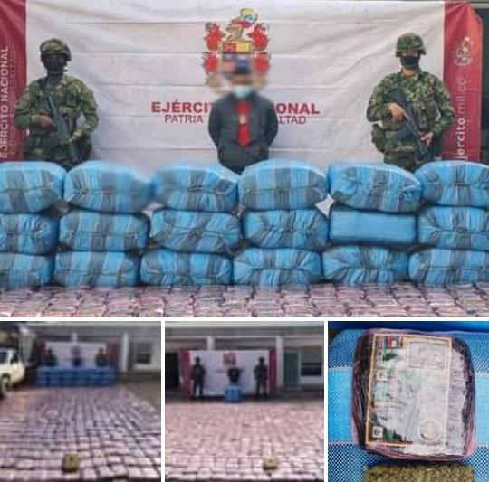Un suboficial del Ejército rechazó millonario soborno en el norte del Cauca.