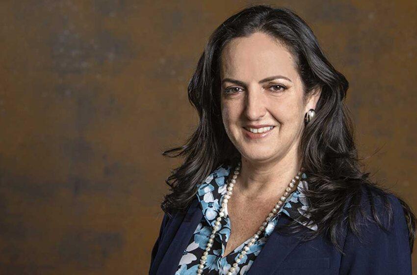 María Fernanda Cabal con aspiraciones presidenciales.