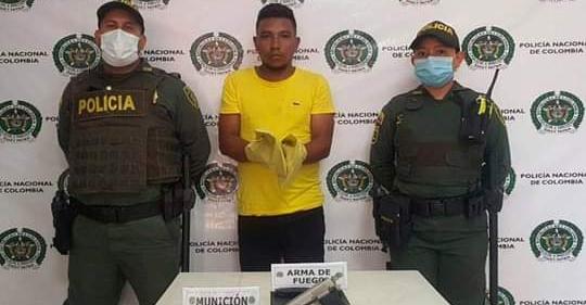 La maté por faltona, asesino de mujer venezolana en Chiriguaná, César.
