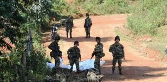 Asesinados dos soldados en el sur de Bolívar.