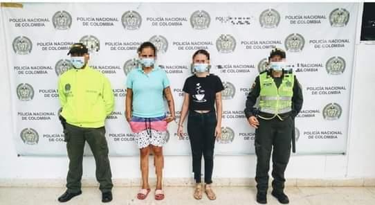 Capturan a dos mujeres por acceso carnal abusivo con fines de lucro en Aguachica, Cesar.