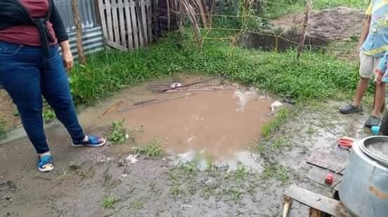 Niño de un año murió en caer en charco de agua.