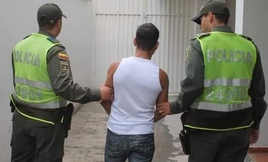 A la cárcel, presunto Traficante de drogas en el Cesar y Santander.