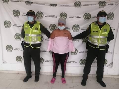 A responder por robarse  un bebé en Chiriguaná, Cesar.