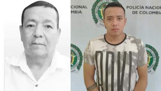 Capturado joven que asesinó a su padre de 110 puñaladas.