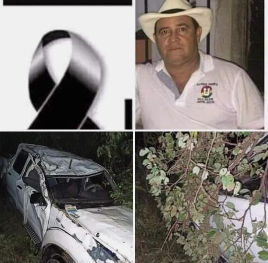 En accidente de tránsito, muere ex-alcalde de Pelaya, Cesar.