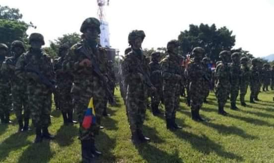En Ocaña, Soldado se enfrentó a tiros con la policía.
