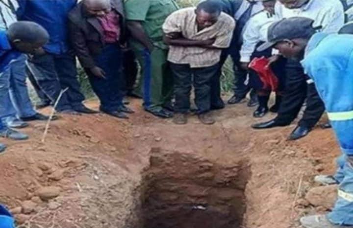 Pastor quería ser Jesús: se enterró vivo, pero no resucitó al tercer día