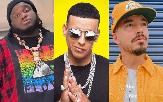 Sech Ft Daddy Yankee, J Balvin – Sal y Perrea Remix