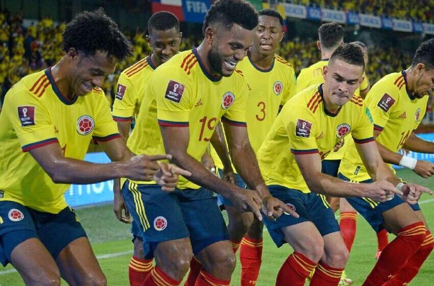 Fechas, horario y estadio para el partido Colombia Vs Paraguay por Eliminatorias